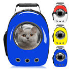 Breathable Puppy Kitten Cat Backpack Travel Hiking Rucksack Space Bag Carriers