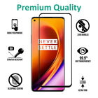 3D Curved OnePlus 8,7T Pro 5G Tempered Glass Screen Protector Fingerprint Unlock