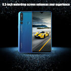 P30 6.3 inch Water Drop Screen Android 9.1 Dual Card Dual Standby Mobile Phone