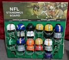 1977 NFL STANDINGS BOARD MINI HELMETS VINTAGE VERY RARE 20 DIFFERENT TEAMS LOOK! $29.99 USD on eBay