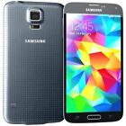 Samsung Galaxy S5 G900A 16GB Black Gold White AT&T GSM Unlocked photo