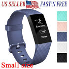 For Fitbit Charge3 Waterproof Silicone Sport Bracelet Replacement Band Strap image