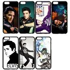 Elvis Presley Singer Actor The King Phone Case Cover For iPhone X XR 7