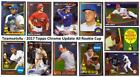 2017 Topps Chrome Update All Rookie Cup Set ** Pick Your Team **  See Checklist on Ebay