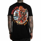 Sullen Men's Permanent Vacation Short Sleeve T Shirt Black Clothing Tees