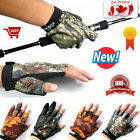 Neoprene Fishing Gloves Folding Fingers Waterproof Anti-Slip Shooting Hunting
