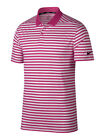 Nike Golf Mens Dri-Fit Victory Striped Polo Shirt Pink/White 891853 616 New $34.97 USD on eBay