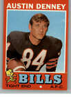 1971 Topps Football Set-Break #2.  High Grade!  Cards #133-264. Pick-From-List