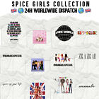 Spice Girls T Shirt Concert Zig A Zig Ah Wannabe Spice Up Your Life Ginger Baby image