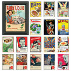 Vintage / Retro Signs A3 Posters Old Style wall home decor Prints £7.99  on eBay