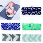Внешний вид - Portable Baby Care Diaper Pad Travel Changing Mat Nappy Bag Foldable Waterproof