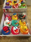 INFANTINO FUN TIME RUBBER DUCKS BRAND NEW COMPLETE WITH TAGS