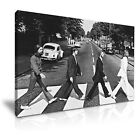 The Beatles Abbey Road Black and White Modern Art Canvas Print~ 5 Sizes