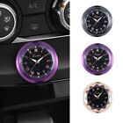 Lvpai Mini Quartz Analog Watch Stick-On Clock For Car Boat Bike Wall Desk#sca