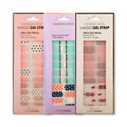 [ARITAUM] Dashing Diva Magic Gel Strip - 1pack (2pcs+Nail File)