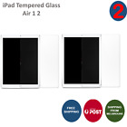2X Tempered Glass LCD Screen Protector Guard for Apple iPad Air 1 2