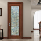 Bulk Self Adhesive Glass Stickers Frosted Opaque Bathroom Window Stickers Decor