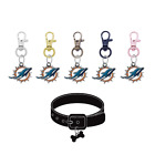 Miami Dolphins Pet Tag Collar Charm Football Dog Cat - Pick Your Color $14.99 USD on eBay