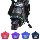 Portable Motorcycle Raincoat Scooter Mobility Rain Biker Coat Cape Ponc xvc XSW