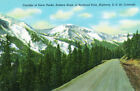 CO US Highway Eastern Slope Berthoud Pass (Art Prints, Signs, Canvas, More)