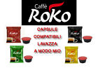 20 Capsules Lavazza in Modo Mio Coffee Roko Blend Flavours Various Classic Gold