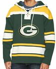 NFL Green Bay Packers Lace-Up Hoodie on eBay