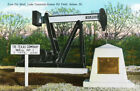 Salem Illinois Lake Centralia First Oil Well (Art Prints, Signs, Canvas, More)