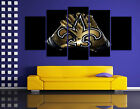 HD Printed New Orleans Saints Oil Painting Home Wall Decor Art on Canvas 5PCS $28.0 USD on eBay