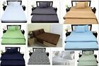 Luxury Hotel Collection Bedding 4 Pieces Sheet Set 1000 Thread Count 100% Cotton image