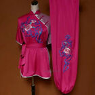 Women's Wushu Changquan Competition Suit Martial arts Kung fu Wing Chun Uniform