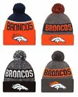 Denver Broncos Cuffed Beanie Knit Winter Cap Hat NFL Authentic $15.99 USD on eBay