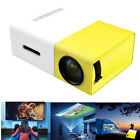 Portable Mini HD Projector Home Theater Cinema 1080P for Home Travel