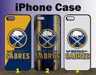 UT#7 Buffalo Sabres Ice Hockey Team New Black Cover Case For iPhone $19.9 USD on eBay