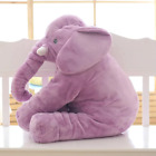 NEW-baby pillow-60 cm Elephant Plush Toy Skin-newborn elephant pillow cute