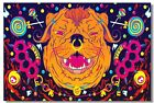 Poster Psychedelic Trippy Colorful Ttrippy Surreal Abstract Digital Art Print 32