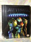 Metroid Prime 3 Trillogy Game Strategy Guide Collection NEW! Nintendo