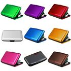Blocking Hard Case Wallet Credit Card Anti-RFID Scanning Protect Holder New US image