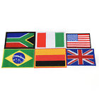 sew iron on patch nation flag badge transfers cloth fabric applique  K7T for sale  China