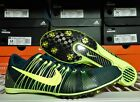 New Mens Nike Zoom Victory Elite Spikes Shoes sz 10 Deep Green Volt 526627-303 $29.9 USD on eBay