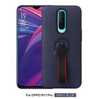 For OPPO R17 Pro A73 F5 F7 F9 A79 Magnetic Shockproof Ring Holder Case Cover
