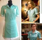 cosplay Twin Peaks costume Adult Maid dress custom made Waitress Cosplay costume