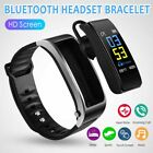 IY3 2-in-1 Smart Bracelet With Bluetooth Earphone ~ 100% Best Quality ~ 50% OFF