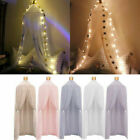 Bedding Dome Tent Cotton Kids Bed Canopy Bedcover Mosquito Net Curtain Decor US image