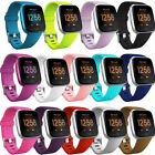 Silicone Sport Band Replacement Soft Bracelet Strap For Fitbit Versa Lite S / L image