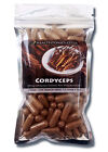 Cordyceps Extract (8:1 equivalent to 4,000mg ), Vegetarian Capsules