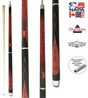 Champion Red Spider Pool Cue Stick,Low Deflection Shaft,Ajust weight,CuetecGlove $110.5 USD on eBay