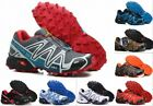 Xmas Mens Sneakers Speedcross 3 Athletic Sports Trainers Outdoor Hiking Shoes