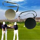 Golf Impact Ball Swing Trainer Aid Practice Posture Correction Training Supplies