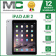 Apple iPad Air 2 16GB Wi-Fi 9.7in Retina Display - Space Grey - A1566 Excellent  picture
