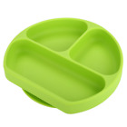 100% Silicone Divided Baby Toddler Suction Plate BPA-Free | FDA Approved <br/> BPA Free | Microwave, Dishwasher and Oven Safe